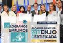 Por primera vez, Alcaldía Municipal de Tenjo, recibe certificación de calidad por parte de ICONTEC