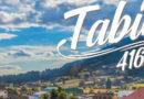 Tabio celebra 416 años