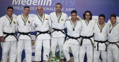 Cundinamarca sobre sale en campeonato nacional mayores de Judo
