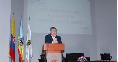 Secretaria de las TIC compartió avances tecnológicos en el foro 'Fusagasugá Territorio Inteligente'