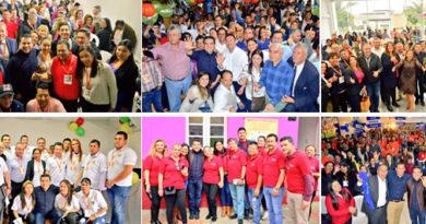Nicolás García visitó los municipios de Cajicá y Chía