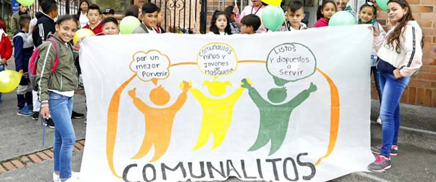 Resultado de imagen para cundinamarca dice NO al trabajo infantil