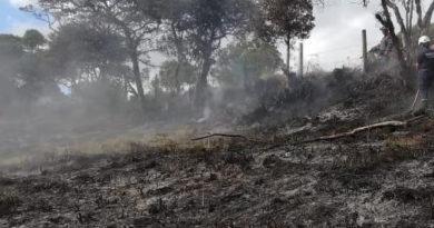 Se activa la alerta en municipios de Cundinamarca y Boyacá por incendios forestales