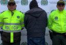 Importante captura en Chía e incautación de al menos mil dosis de marihuana