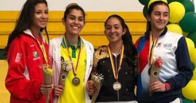Medallas de oro, plata y bronce para Cundinamarca en el Campeonato Nacional Infantil de Esgrima