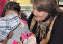 ¡Gran lactatón en Chía!, cientos de madres participantes