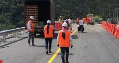 Gobierno Nacional reabre vía Bogotá–Villavicencio para vehículos de carga