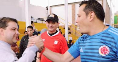 Se estrechan lazos entre Alcaldía de Chía y Gobernación de Cundinamarca