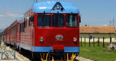 Desde Sopó, el presidente Duque lanza el Plan Maestro Ferroviario para la reactivación de la operación por tren en el país