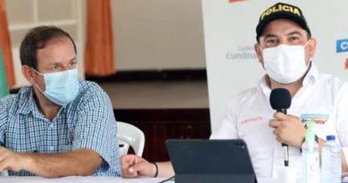 Wilmer Martínez alcalde encargado de La Palma