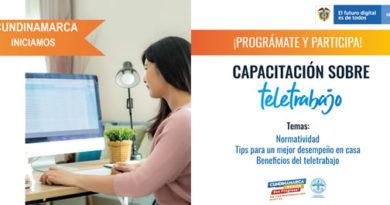 ABC de la implementación del Teletrabajo en Cundinamarca