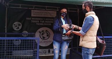Continúa Reciclatón RAEE en Cundinamarca