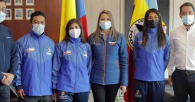 Cundinamarca rumbo a los Olímpicos de Tokio 2020 (2021)